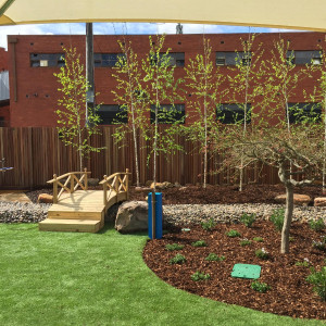PTA Landscapes Interactive Landscaped Learning Space PTA
