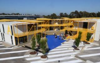 Monash Learning Village