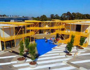 monash-college-learning-village
